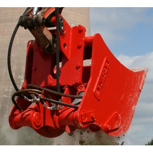 BAV Crusher Buckets