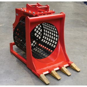 BAV Screen Bucket