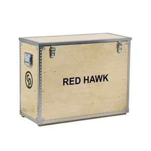 CP RED HAWK Transport/Lagringskasse tre