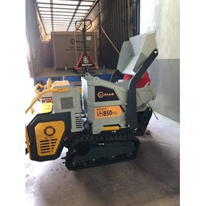 MCH VH850CS W/LOADER 850KG HONDA GX390 E. start
