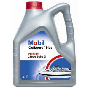 MOBIL 1 OUTBOARD PLUS, 4Ltr